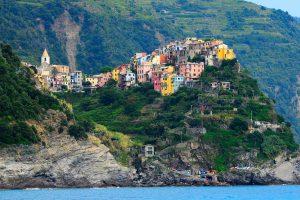 Corniglia, Cinque Terre, Italy