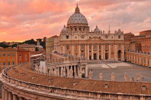 Roma_St. Peter's Basilica