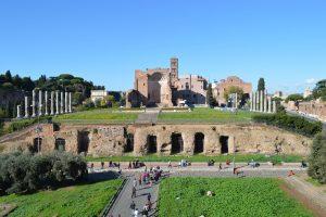 Rome_Palatine Hill