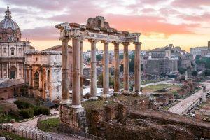 Rome_Roman Forum