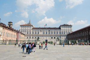 Turin_Piazza Castello