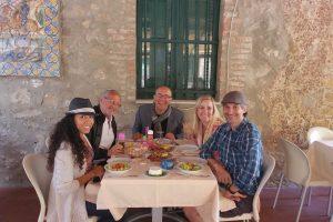 Sicilian farmhouse