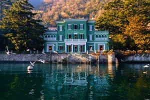 Lake Como_boat tour_private Villa