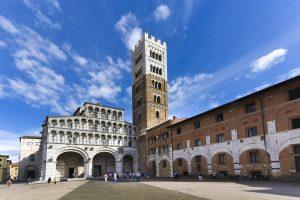 Lucca_Fortezza di Montecarlo
