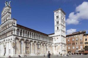 Lucca_San Michele Church