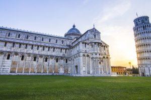 Pisa_Cathedral and Leaning Tower